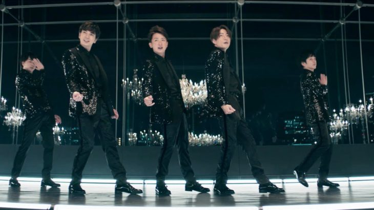 ARASHI – Whenever You Call [Dance version]