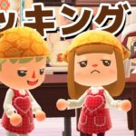 【ゲーム遊び】あつまれ どうぶつの森 ハートのエプロンでおそろいクッキング サンクスギビングデー【アナケナ&カルちゃん】あつ森 Animal Crossing: New Horizons