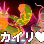【ポケモン剣盾】キョダイカイリキー(仮)とワイドブレイカーカイリュー【カイリキイズム65】