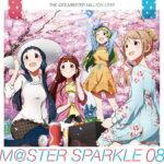 ランティス Lantis (ゲーム・ミュージック)/THE IDOLM@STER MILLION LIVE! M@STER SPARKLE 08 【CD】