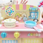 メルちゃん すみっコぐらし キッチンでお料理 / Mell-chan Sumikkogurashi Kitchen Cooking Toy