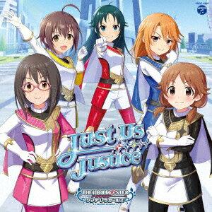 【楽天ブックス限定先着特典】THE IDOLM@STER CINDERELLA GIRLS STARLIGHT MASTER GOLD RUSH! 09 Just Us Justice(ミニアクリルキーホルダー) [ (ゲーム・ミュージック) ]